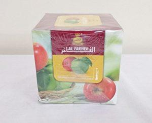 1kg AL Fakher Mélasse–Non Tabac Deux Apple Saveur Narguilé Pipe à Eau
