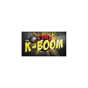 Arôme Kryptonizer – K-BOOM – Sans tabac ni nicotine – Vente interdite au moins de 18 ans – Produit vendu à l'unité