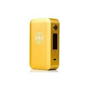 Box Dotbox 200w – Dotmod – Sans tabac ni nicotine – Vente interdite au moins de 18 ans – Produit vendu à l'unité Couleur : Or