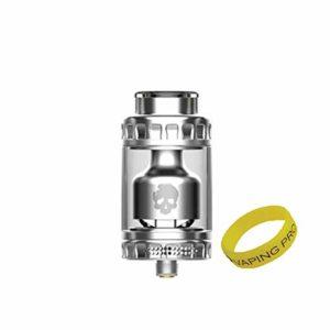 DoVPO X Vaping Bogan Blotto RTA Réservoir reconstructible Atomiseur E-Cig de qualité supérieure avec bande de vapeur libre de 2 ml par Vaping Pro