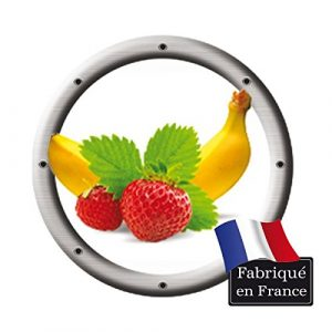 E-liquide Indecence-e-liquid Francais Indecence 0 Mg 10 Ml Fraise / Banane
