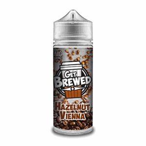 Get Brewed E-Liquide par Ultimate Puff Coffee Frappe Cold Brew Vape jus 100ml Shortfill Eliquid   0mg sans nicotine 0%  70% VG 30% PG Liquide VG Sub Ohm Vape + Royal Vapery Band