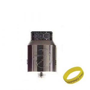Hellvape Rebirth RDA Réservoir E-Cig 24 mm avec bande de vapeur libre par Vaping Pro