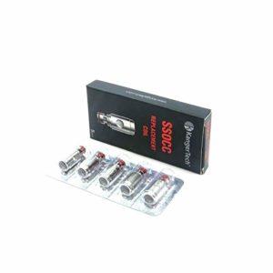 Kanger – Résistance SSOCC (X1) – Kanger Résistances – 1.2 ohm sans Nicotine ni Tabac