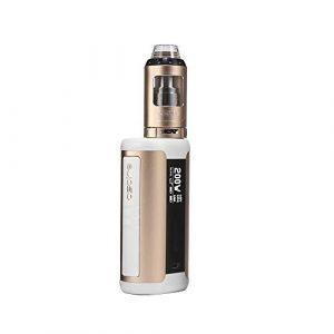 Kit Aspire Speeder 200w [Aspire Speeder Mod + Réservoir Aspire Athos] – Or, Ce produit ne contient pas de nicotine ou de tabac