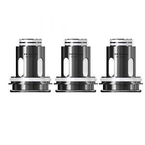 Original SMOK TF Tank BF-Mesh Coil 0.25ohm BF Mesh Head for E-Cigarettes TF Tank Morph Kit (3 pcs)