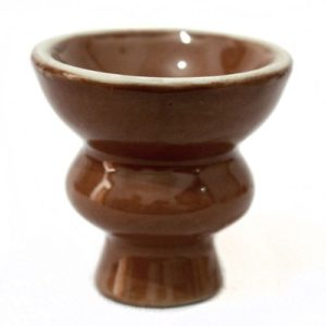 SALE! Narguile Narguile Narguilé en céramique pour pipe à fumer + strass Marron