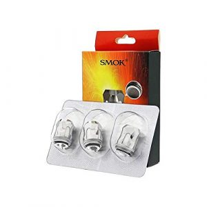 SMOK Baby V2 A1 Coils, 0.17 Ohm, Pack of 3, Silver