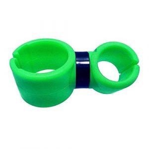 Support de tuyau de narguilé (vert)