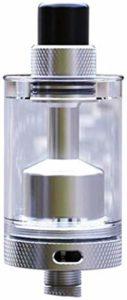 Authentic Auguse V1.5 22mm MTL RTA Réservoir Vape Atomiseur w/ 5 inserts Airflow 4 ml