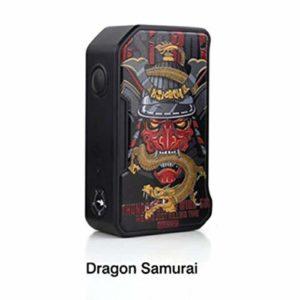 Authentic DOVPO MVV II 280W APV Box Mod (Dragon Samurai)