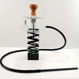 Hookah0423 – Kit de lumière LED en acrylique pour le printemps arabe Shisha Narguile Shisha