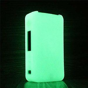 ORIN Étui en Silicone pour Vaporesso GEN 220W TC Box Mod, décalcomanie protectrice pour l'enveloppe protectrice en Silicone pour la Peau Mod Case Cover