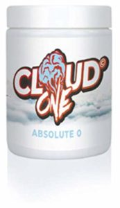 Cloud One Goût Chicha (Absolut 0 (menthe sucrée))