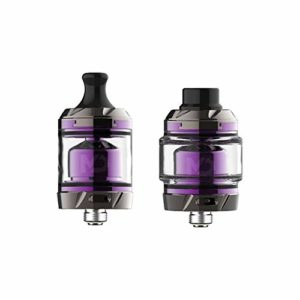Hellvape – MD RTA 24MM sans Nicotine ni Tabac GUN METAL/PURPLE