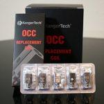 Kangertech Sous réservoir OCC ruban (pack de 5) en 0,5 ohm ou 1,2 ohm (0,5 ohm)