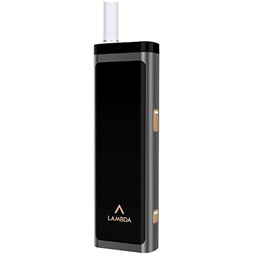 Lambda T3 Kit de démarrage pour bâtonnets à tabac (Noir)