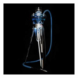 Ensemble de tuyaux LED narguilé Shisha, kit de fumer la pipe à eau de fête, grande bouteille de narguilé, accessoires Chicha Sheesha sans nicotine