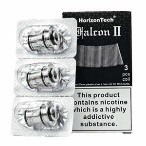 HorizonTech Falcon 2 Lot de 3 bobines filet 0,14 Ohm