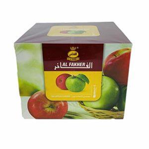 Narguilé Shisha Flavors, Diverses Saveurs De Pâte De Fumée De Fruits, Boîtes De 250g (apple)