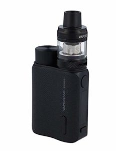 Vaporesso Swag 2 80W Starter Kit – Sans Nicotine (Noir)