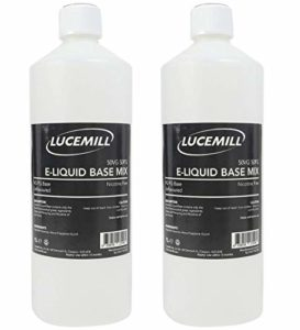 2 litres (50 % VG/50 % PG) Glycérine Glycol 50/50 Base Mix EP/USP PHARMA
