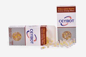 Filtre cigarette dans jetables Ceybot – Pack de 144 filtres – Buses réutilisables