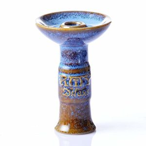 Narguilé Bowl, Porte-Chicha Charbon Céramique Hookah Head Shisha Tobacco Bowl Accessoires