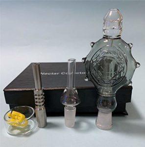 Nectar Collector Kit de tuyaux de paille pour paille de miel 14,5 mm Gris