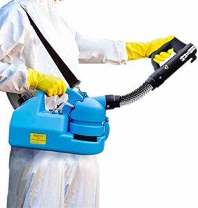 NZBⓇ Machine de désinfection de Machine de brumisateur Portable ULV pulvérisateur électrique pour stérilisateur Anti-Moustique dans Les lieux publics intérieurs et extérieurs