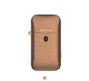 Vaporesso Aurora Play 650mAh 2ml Cigarette Electronique – Sans nicotine San tabac (Bronze)