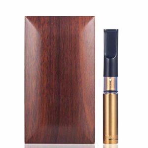 WYJBD Porte-Cigarette en métal, Cigarette Hommes Mode Filtres réutilisables for réduire Le tabagisme de Goudron, Fumer Accessoires Outils