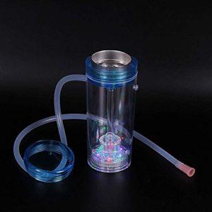 Acrylic portable shisha chicha cup small shisha hookah