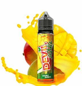DEVILs SQUIZ Double Mangue (Sans nicotine ni tabac)