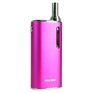 Eleaf Kit Riccardo iStick Basic avec Clearomiseur GS Air2 Tank Ne Contient Ni Tabac Ni Nicotine 2300 mAh Rose