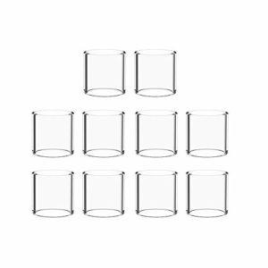 (10-Pack) Topuro Target Glass Tube (VTC 75W)/TOPTANK Mini / SUBVOD Mega / TFV4 Mini
