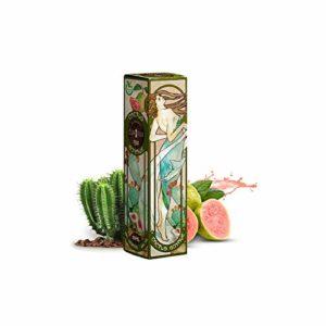 Cactus goyave 1900 50ml – Curieux – Sans tabac ni nicotine – Vente interdite aux personnes âgées au de moins de 18 ans – 0 MG – Genre : 40-70 ml