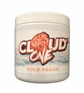 Cloud One Goût Chicha (GOLD PEACH (pêche))