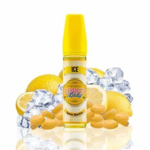 Dinner Lady Ice Lemon Sherbets 50 ml (Shortfill) produit sans nicotine