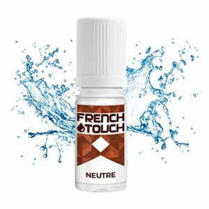 lot de 2 – FRENCH TOUCH: NEUTRE 0mg