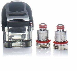 SMOK RPM POD et bobine (bobines 0,3 ohm et 0,4 ohm) Sans nicotine