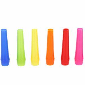 Smokezilla Embouts hygiéniques Chicha Pack de 100 | Embouchoirs hygiène Narguilé (Différentes couleurs)