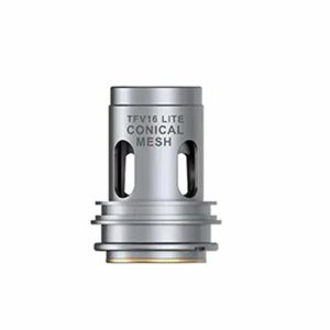 TFV16 Lite Coils Conical Mesh 0.2ohm & Dual Mesh 0.15ohm Replacement Coils 3 of Pack (0.2ohm)