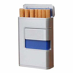 XIAOXIA Boîte À Cigarettes, Fait Apparaître Automatiquement Les Cigarettes, Contient 14 Cigarettes,A