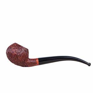 XINGDONG en Bois Massif Pipe Façonné rétro Vieux Hommes Tabac Sec Portable Rod Tabac Nest Accessoires Tabac à Pipe Mode (Size : 180 * 40 * 20cm)