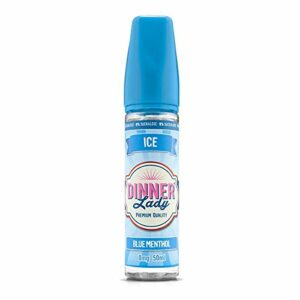 Blue Menthol ICE 0% 50ml Dinner Lady