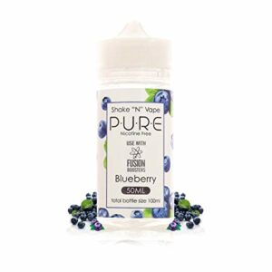 Blueberry 50ml – Pure