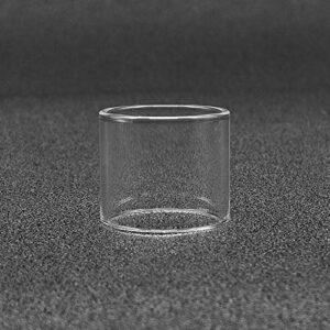 Denghui-ec 5pcs Remplacement Pyrex Clear Glass Tube Fit for Uwell Whirl 20 Kit 2ML Réservoir 18mm (Couleur : Clair)