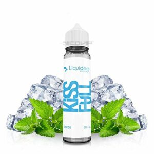 E-liquide – Liquideo – Kiss Full – 50ml – Sans Nicotine – Sans Tabac