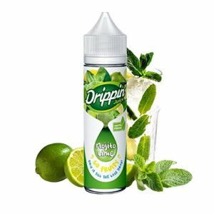 E-liquide Saveur MOJITO de la marque française DRIPPIN JUICE en 50ML